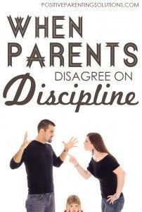 When Parents Disagree on Toddler Discipline: 5 Strategies to Bring You Together as a couple.