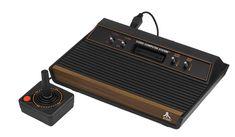 Atari-2600 ....SPACE INVADERS anyone?