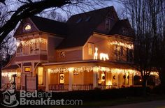 Roses and Lace Bed and Breakfast in Ashville, Alabama