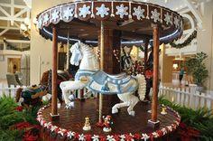 Carousel+gingerbread   Gingerbread carousel   Disney world