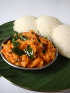 A perfect summer time chutney that makes use of farm fresh red tomatoes. Fresh coconut finds a place here but the pachadi highlights the predominate sweet-tart flavor of tomatoes and its gorgeous pink-orange color.