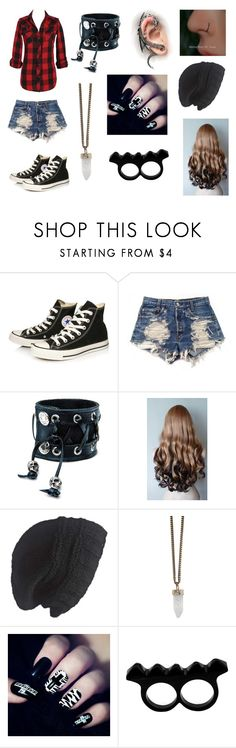 """""""Tomboy #4"""" by arigatou-tomodachi ❤ liked on Polyvore featuring Converse, Levi's, Funk Plus, Laundromat, Givenchy and L'Artisan Créateur"""