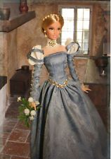 2011 Barbie Renaissance Fair Doll Collector Rare Pink Label New Mint Never Open