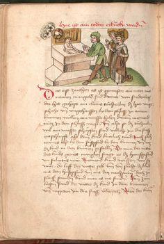 Birk, Johannes: Kemptener Chronik ('Karlschronik') [u.a.] - BSB Cgm 9470, Schwaben (Kempten ?), 1499/um 1500 [BSB-Hss Cgm 9470]