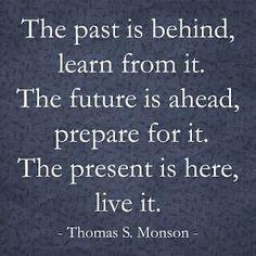 Past,present, future