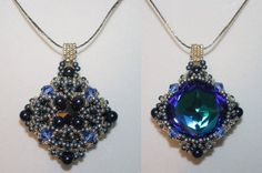 This is a step by step tutorial for my Double sided pendant Lost Treasure.    This tutorial exists of 20 pages with a total of 46 steps (clear