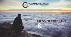 Handling the mess of ministry can be overwhelming. Amberly Neese shares three steps to coping and ministering in the mess. The Middle, Ministry, Handle, Messages, Writing, Red, House, Haus, Text Posts