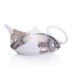 Caskata - Bohemian Paisley Teapot