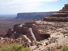 Valley of the Gods Road near Mexican Hat, UT. One of the top 5 most memorable roads taken exploring out west!