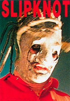 Carte Postale SLIPKNOT - Mask