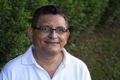 Dr. Carlos Escobar, Rural Health Staff.