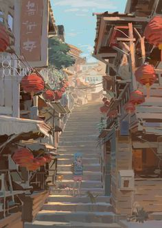 Krenz_Cushart_digital_painting_illustration_conceptart_environment_background What's Representation? Most useful Illustration Examples of the Year The illustration is a German Fantasy Landscape, Landscape Art, Fantasy Art, Animation Background, Art Background, Walpapers Cute, Art Environnemental, Environment Design, Environment Concept