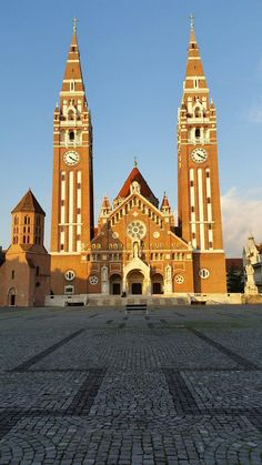Dom Square - Szeged, Hungary