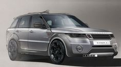 Range Rover Alcraft