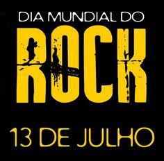 ANTRO DO ROCK: A ANTRO DO ROCK DESEJA UM ÓTIMO DIA DO ROCK