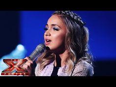 Lauren Platt sings Demi Lovato's Let It Go | Live Week 3 | The X Factor UK 2014 - YouTube