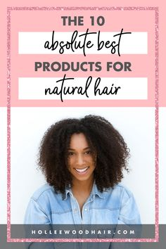 Natural hair care doesn't have to be hard. Here are the 10 absolute best products for natural hair on the planet... #naturalhair #haircare #naturalhaircare #hairproducts Best Natural Hair Products, Natural Haircare, Natural Hair Styles, Curly Hair Tips, Hair Care Tips, Aloe Vera For Hair, Healthy Hair Tips, Damaged Hair Repair, Honey Hair