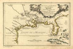 De Fer Nicolas edit. & De Ginville inc. America - Florida - 1705