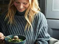 Looking back: A Q&A with Gwyneth Paltrow on the eve of her third cookbook, It's All Easy, which she co-wrote with our food editor, Thea Baumann, hitting shelves.