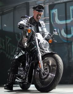 Judas Priest - Rob Halford could sing the phone book and it would be incredible.