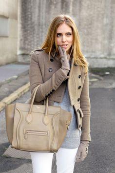 celine leather bags - Celine and Celine Snake Embossed Leather \u0026#39;Bi-Cabas\u0026#39; Tote ...