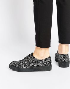 ASOS+MOMENTO+Pointed+Flat+Shoes