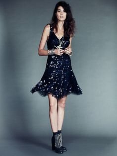 Shimmy shimmy party dress by Free People