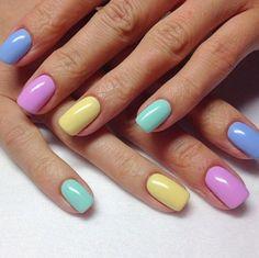 Перед тем, как рассматривать новые модные тенденции маникюра осень-зима 2015-2016, необходимо поговорить о модной форме ногтей. В предстоящем сезоне особой