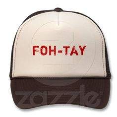 Foh Tay Trucker Hat