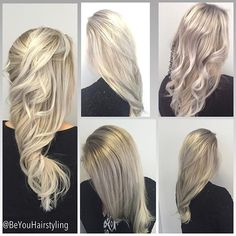 blondme hair modernsalon on Instagram