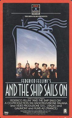 E la nave va (And the Ship Sails On...) Directed by Federico Fellini