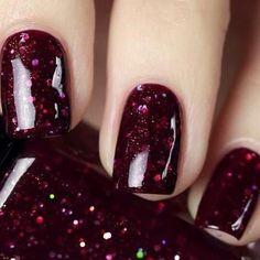 Party Season Nails | sheerluxe.com