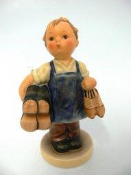 Goebel Figur 143/0 Goebel Figuren, Hummel Figurines, Precious Moments, Nice, Textile Art, Nice France
