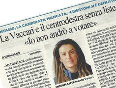 Io non andrò a votare Reggio, Blog, Blogging