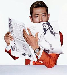 More Of Hyun Bin In Esquire Korea's April Issue + Complete Spreads Of Thai Heartthrob Mario Maurer, The Berlin File's Ha Jung Woo, & Flower Boy Next Door's Go Kyung Pyo Korean Celebrities, Korean Actors, Go Kyung Pyo, Mario Maurer, Jung Woo, Hyun Bin, Flower Boys, Esquire, Handsome