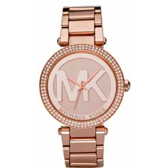 Michael Kors  Wristwatch Analog Quartz Stainless Steel INOX Women -- Click on the image for additional details.