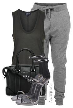 """Untitled #1685"" by whokd ❤ liked on Polyvore featuring Diesel, Topshop, Givenchy and Giuseppe Zanotti"