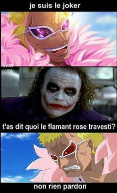Mdr le non respect Manga Anime, One Piece Funny, Otaku Meme, Lol, Geek Humor, Joker And Harley Quinn, Nerd Geek, Manga Comics, Funny Pictures