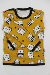 Trikoo paita/ Sinapin keltainen.Katti | napikas.com