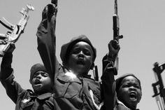 Africas child soldiers