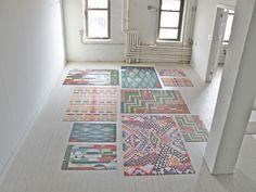 Domestic Construction floor mats