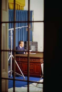 Watergate scandal, The scandal eventually led to the resignation of Richard Nixon on the only resignation of a U. A trial led to the incarceration of 43 people. Political Scandals, Political Issues, Politics, Democratic National Committee, Be My Teacher, Today In History, Investigations, American History, Presidents
