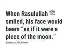 Alhamdulillah.. Atas cintanya Rosul kepada kita