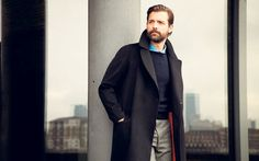 "For Patrick Grant, fashion designer and judge on 'The Great British Sewing   Bee"" - Made his passion his business and went all in selling everything. Seems to have a great work-life balance, and a nice guy to boot. , nothing beats board games and bird watching to relax at the weekend."