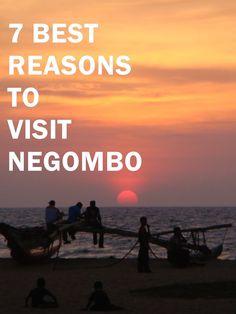 Negombo,places to visit in srilanka