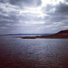 Spit Beach, Cornwall