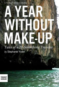 A book to read - Review: A Year Without Make-Up - Besudesu Abroad Travel Blog