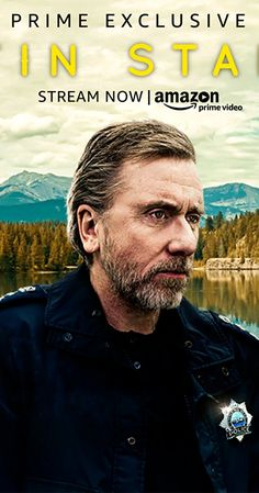 With Tim Roth, Genevieve O& Christina Hendricks, Abigail Lawrie. Crime drama set in a mountain town overrun by migrant oil workers. Christina Hendricks, Star Tv Series, Tv Series 2017, Drama Series, Spy Shows, Great Tv Shows, Detective, Tv 2017, Tin Star