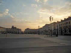 Cuneo e dintorni: Arriva l'alba in piazza