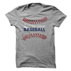 Love me some Baseball T-Shirts, Hoodies. ADD TO CART ==► https://www.sunfrog.com/Sports/Love-me-some-Baseball.html?id=41382
